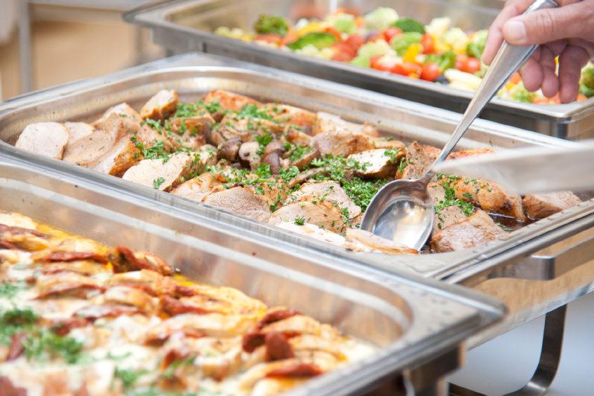 Buffet bij Restaurant Eetcafe Giethoorn