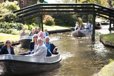 Fluistervaren Giethoorn - Restaurant Eetcafe Giethoorn