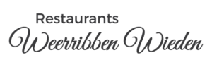Logo Restaurants Weerribben Wieden