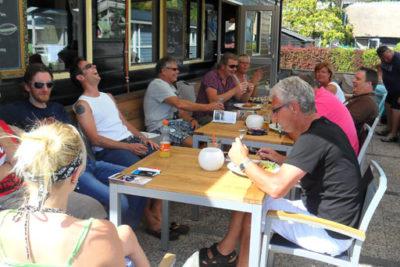 Restaurant Eetcafe Giethoorn - Terras